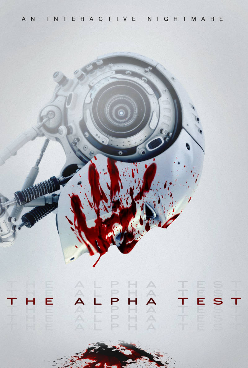 New Clip Released For Ai Horror Movie The Alpha Test -5313