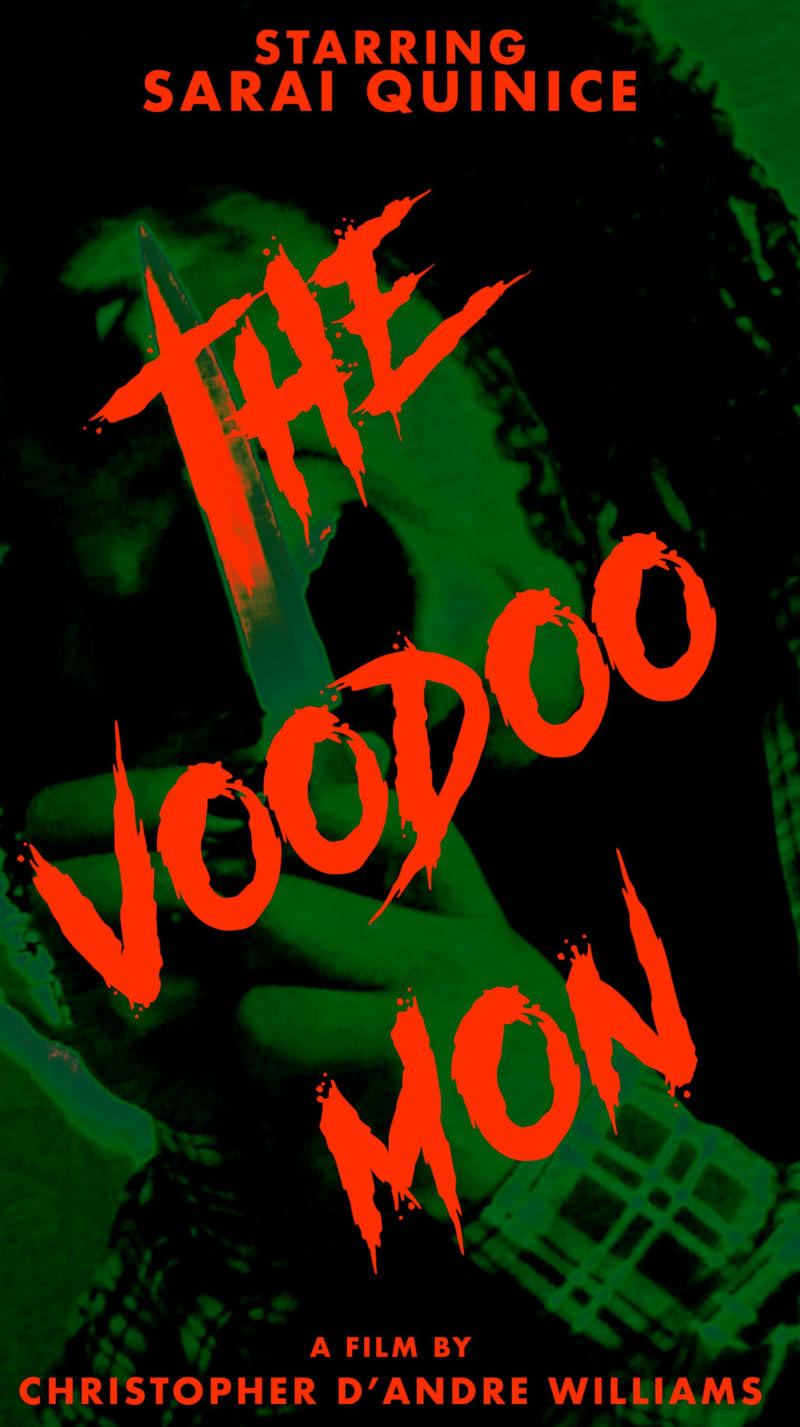 The Voodoo Mon premiers on Twitch July 8th, 5pm PDT/8pm EST | Horror Society