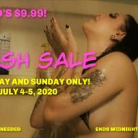 Don't Miss Fuzzy Monkey Films' 4th of July Sale! Grab Indie Hits Wrestlemassacre and Milfs vs. Zombies Now!