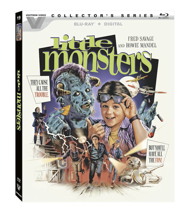 Little Monsters arrives on Blu-ray and Digital 9/15 | Horror Society