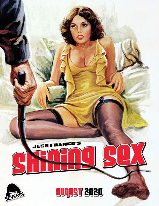 Jess Franco's Sci-fi Sex Shocker SHINING SEX Gets August 2020 Release from Severin Films | Horror Society