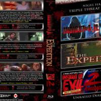 Nigel Hartwell Triple Threat Horror Collection Available on Blu-ray/DVD & VOD Today