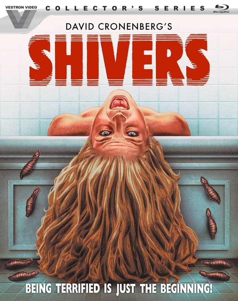 Blu Review - Shivers (Vestron Video) | Horror Society