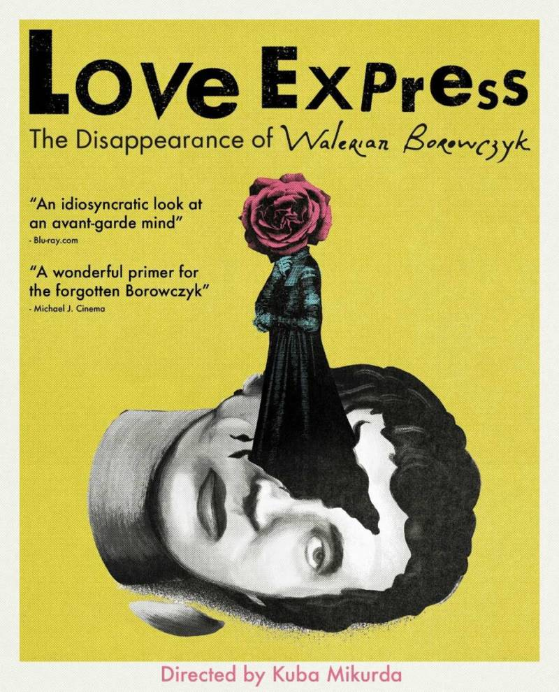 Altered Innocence presents LOVE EXPRESS: THE DISAPPEARANCE OF WALERIAN BOROWCZYK | Horror Society