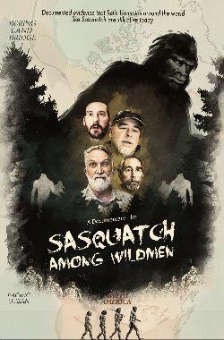 SASQUATCH AMONG THE WILDMEN On Demand and DVD November 10 | Horror Society