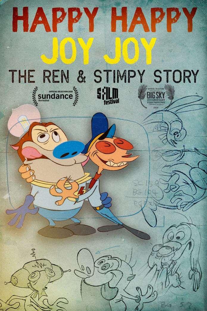 Happy Happy Joy Joy: The Ren and Stimpy Story (Review) - Horror Society