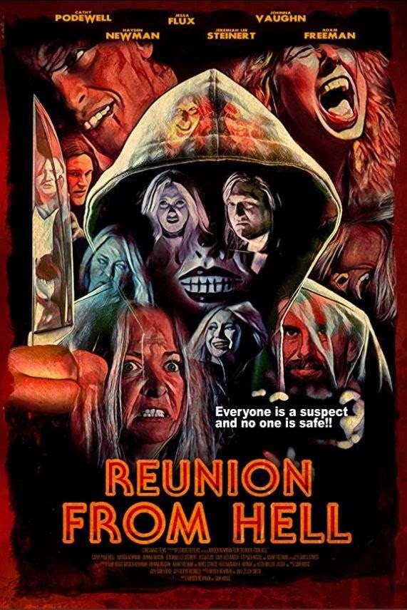 """""""Reunion from Hell"""": un nuevo slasher que promete teñir la pantalla de sangre"""