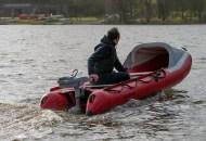 Torqeedo travel 1003 cs en action sport boat
