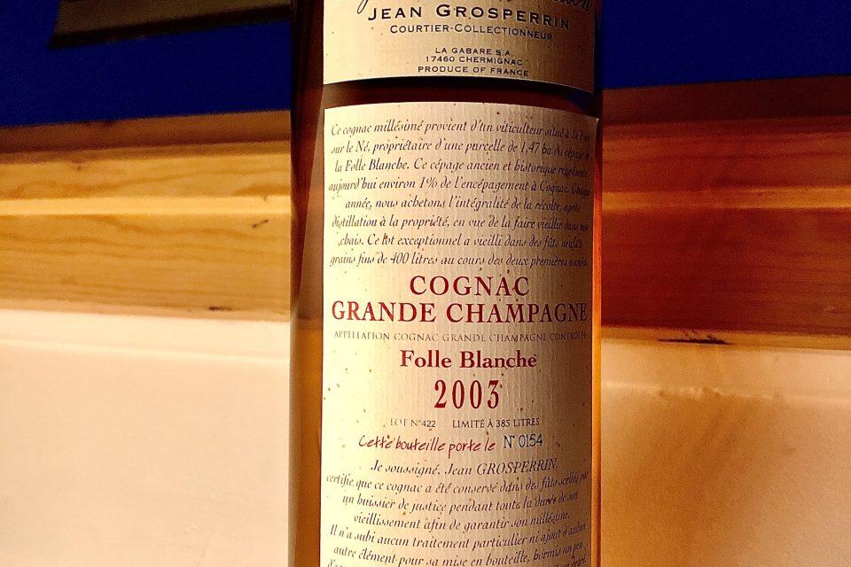 Folle Blanche GC 2003