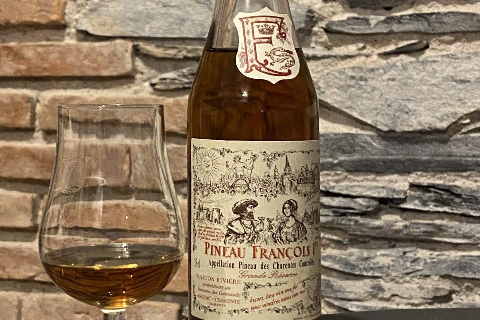 Pineau François 1er Grande Réserve 2