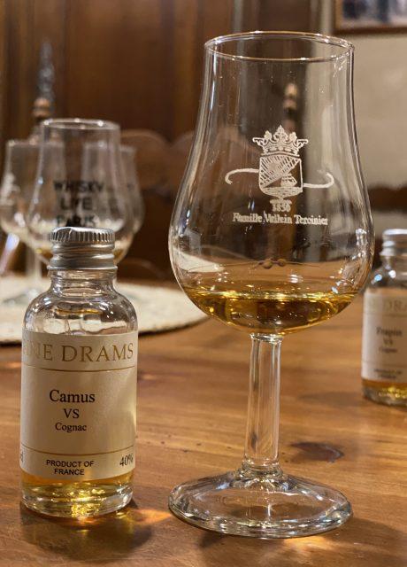 Cognac VS Camus VS 40% tasting notes