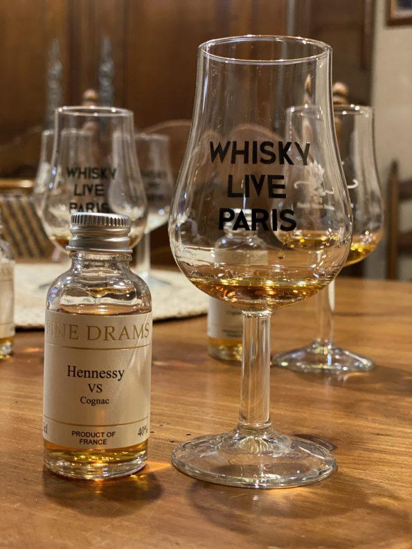 Cognac VS Hennessy VS tasting notes
