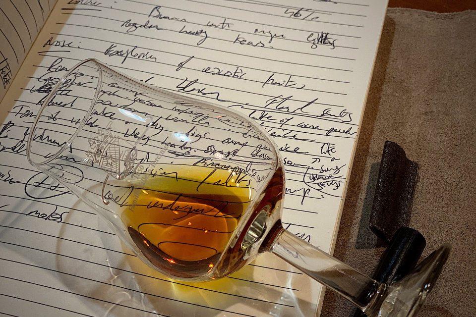 Jean Fillioux N°1 tasting notes