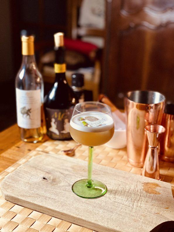 The Rancio Bomb cocktail 2