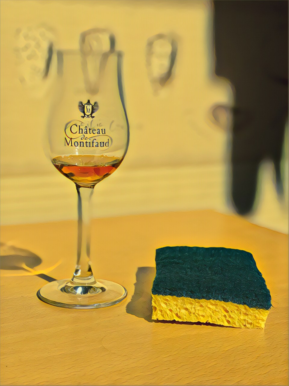 Cognac Sponge Héritage No.68 tasting notes 2