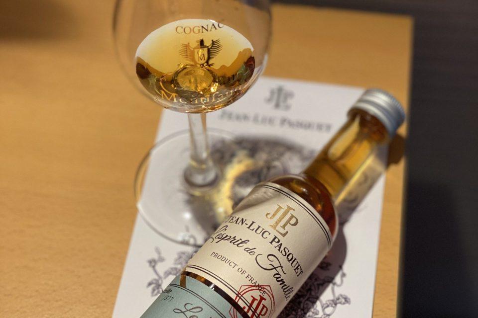Jean-Luc Pasquet Le Cognac de Pierre L'esprit de Famille Lot 62 tasting notes Hors d'Age 2