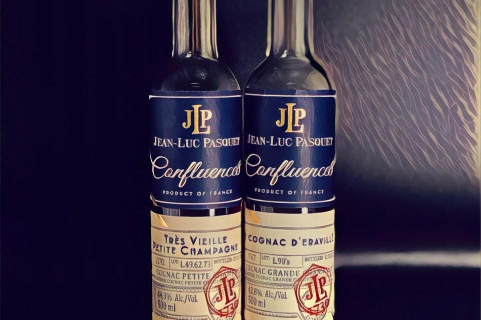 JLP Le Cognac d'Eraville Confluences tasting notes Hors d'Age