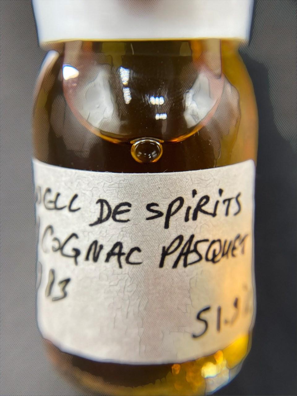 Swell de Spirits Cognac Pasquet L83