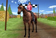 realistic horse games # 40