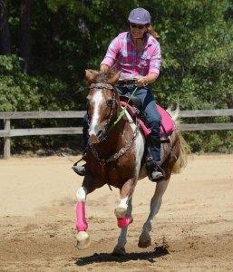Maren Milton Riding
