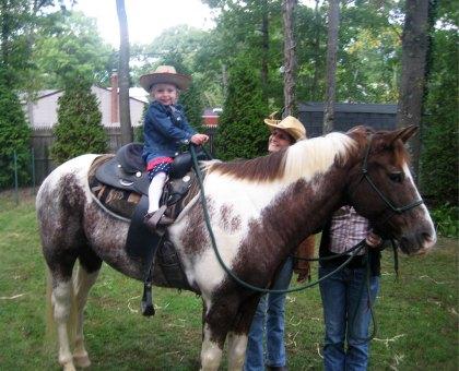 Natural Horsemanship Training - Horseback Riding Lessons for all Ages