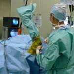 馬の関節鏡手術