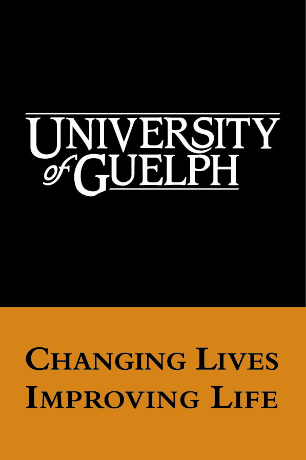 The University of Guelph: Changing Lives. Improving Life.
