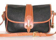 Dooney and Bourke All-Weather Leather Equestrian Handbag