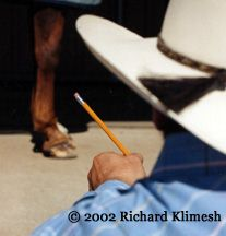 Good Horseshoeing - align the front of the hoof with the center of the pastern.