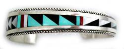 Sterling Silver Navajo Beads