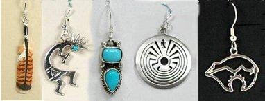 Native American Indian Jewelry Navajo Hopi Zuni Pawn
