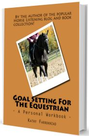 Goal Setting For The Equestrian