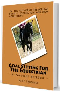 Goal Setting For The Equestrian Book