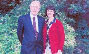 Mr & Mrs D.I. Childs  (1982-2003)
