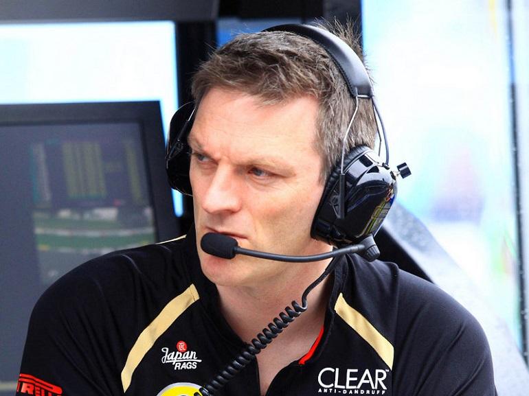 James Allison, ormai ex ingegnere del Lotus F1 Team