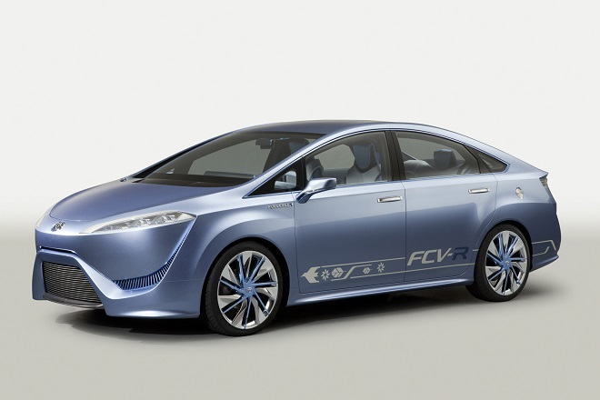 Toyota FCV-R Fuelcell