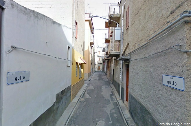Via Gullo, Ribera