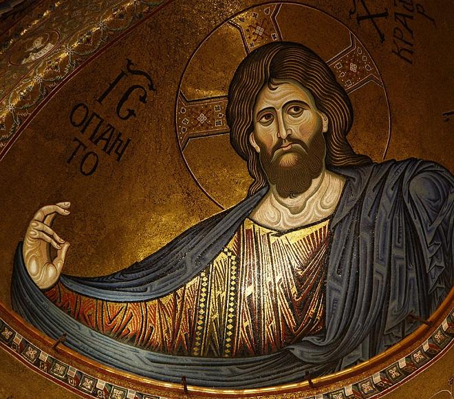 Il Cristo Pantocratore della Cattedrale di Monreale