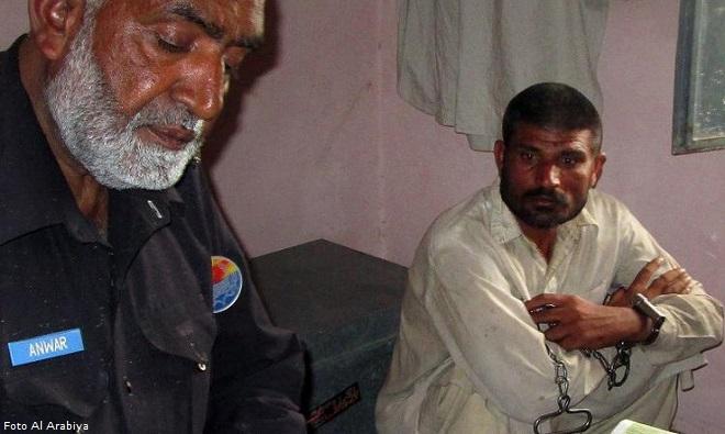 PAKISTAN-CRIME-CANNIBALISM
