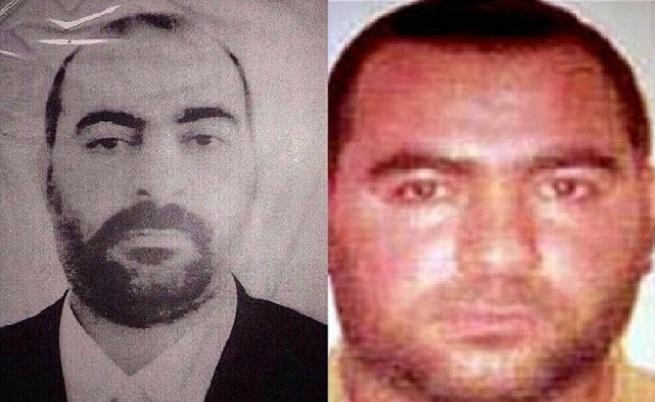 Abu Bakr al-Baghdadi, capo dell'ISIL e ora autoproclamato califfo dell'Islam (foto AP e Reuters)