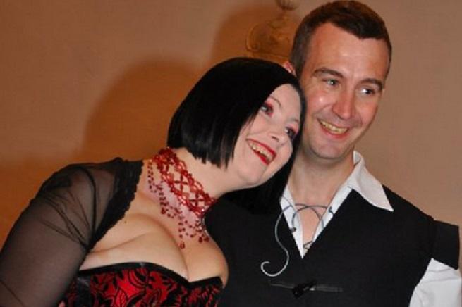 Dragana e David Haines