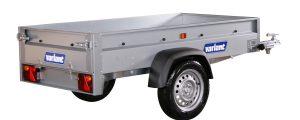 Variant 511 S1 Silver Hobbytrailer