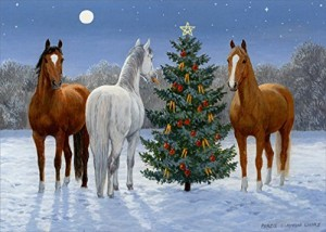 Help Santa Help Horses Horse Plus Humane Society