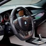 Bmw M5 5 Series E60 M6 6 Series E63 M Sport Oem Upgraded Customized Steering Wheel