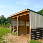 Horse Shelters Stalls Vs Run In Sheds Welcome To Horse Properties Blog