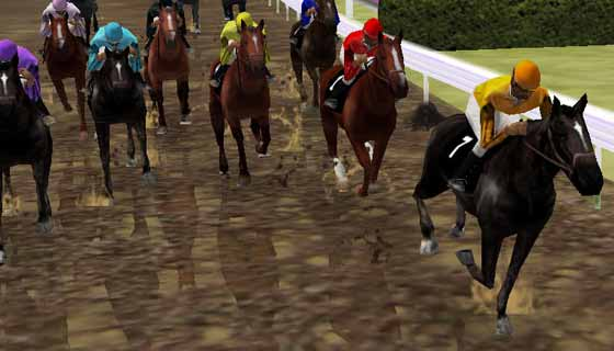 Horse Racing Games - Free to Play
