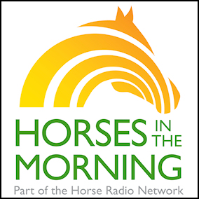 HORSES IN THE MORNING Logo