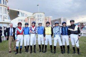 Sheikh Zayed Cup Jockeys
