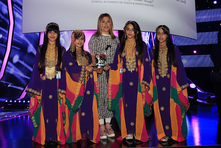 Global Festival Wins UAE Sports Award For Second Year
