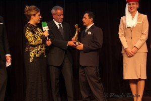 Espinoza receives award-2741